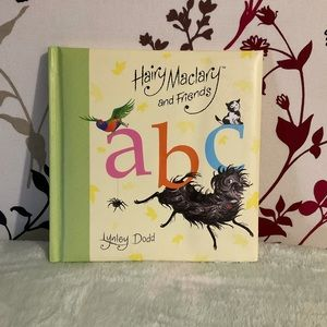 Hairy Maclary and Friends learn your abc soft cover book $5